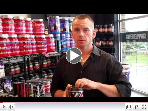 Professional Supplements - Hyde Video