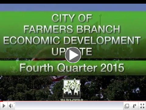 Economic Development 4th Quarter Update & Year in Review
