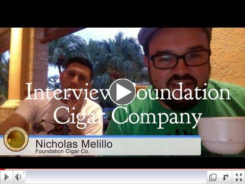 Interview with Nicholas Melillo