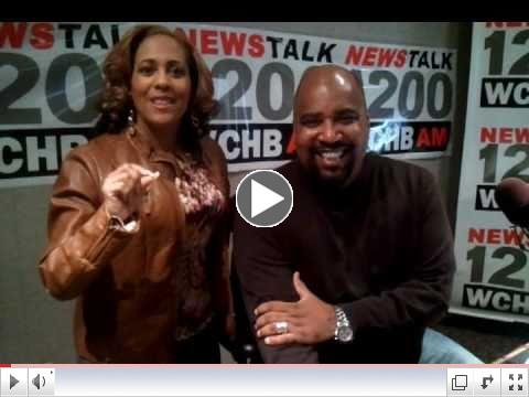 Angelo Henderson and Pam Perry, Radio One DETROIT - Social Media Marketing