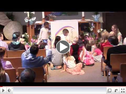 Children's Sermon: Easter Gum