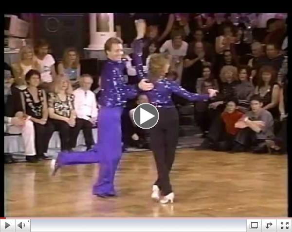 INCREDIBLE WCS! Christopher Joe & Lisa Cortez - 1997 US Open  - Classic Prelims