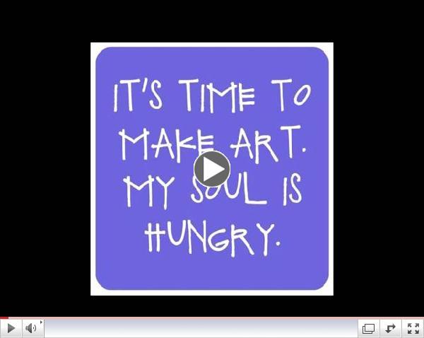Artist's Way Free Seven-Class Webinar!