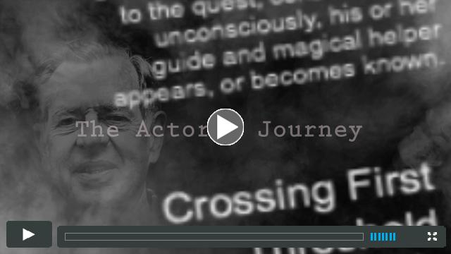 The Actor's Journey