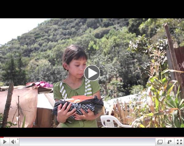 Mayan Families Tamale Baskets