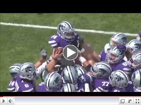 K-State Football | Kaiden's Play