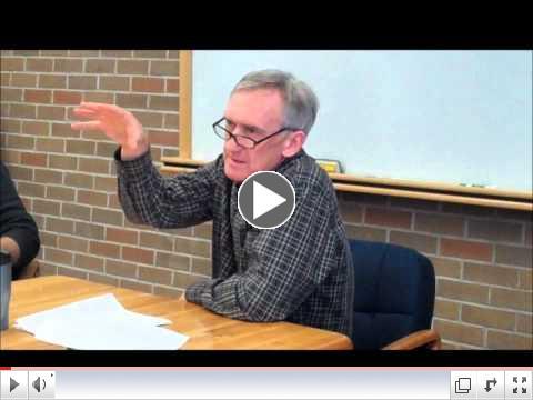 Steve Wright Presentation