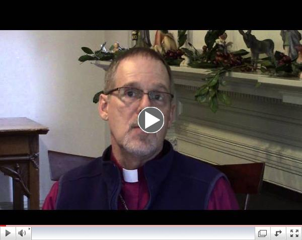 A Christmas message from Bishop Stephen Lane
