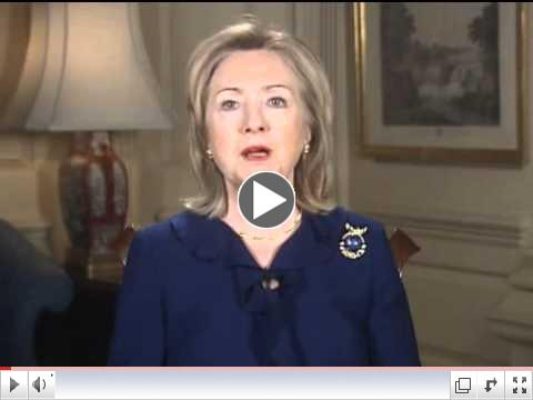 International Education Week: Video Remarks by Secretary Hillary Rodham Clinton