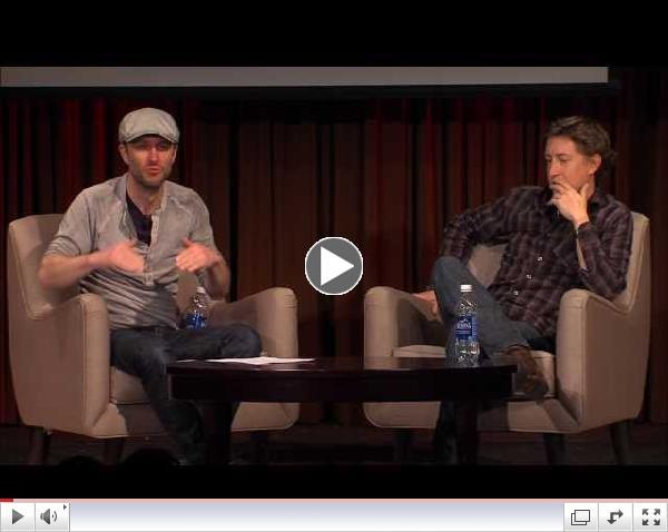 David Gordon Green & Chris Hardwick at Tribeca's Future of Film - Full Video