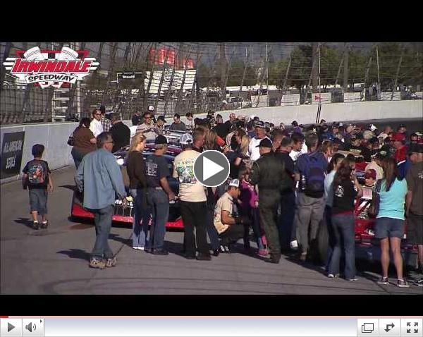 Irwindale Event Center Hispanic Heritage Night/Coca-Cola Night Commercial