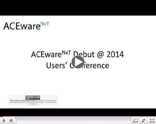 ACEware NxT Debut