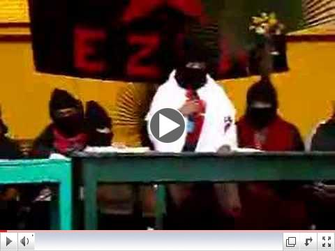 Intergalactic Commission of the EZLN 2006