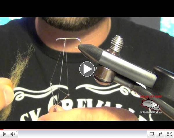 How To Use A Dubbing Loop Fly Tying Technique