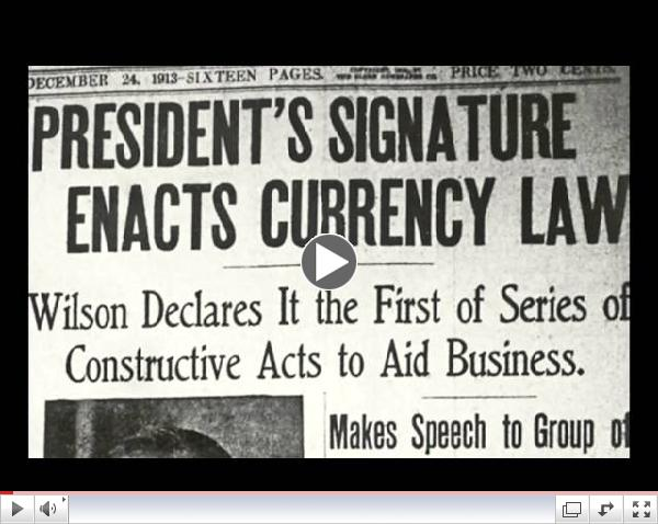 The Federal Reserve System  The Biggest Crime You Will Live Under In Your Lifetime