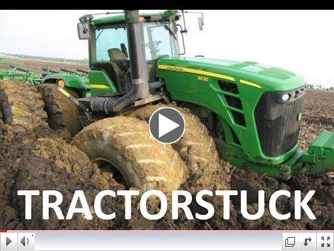New Peterson Farm Bros Video: Tractorstuck (Thunderstruck Parody)