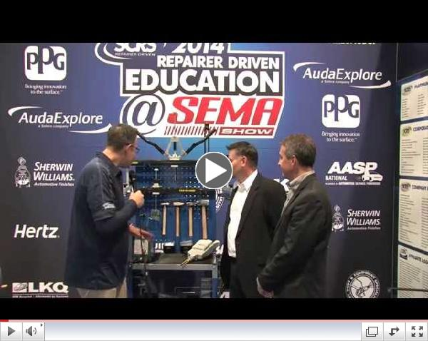 SCRS Awards Ultimate Prize Package From SEMA 2014