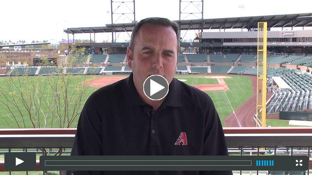 Arizona Diamondbacks President Derrick Hall Talks About the DBacks Partnership With notMYkid