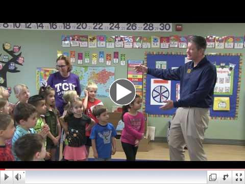 GCISD Prize Patrol Video Coverage