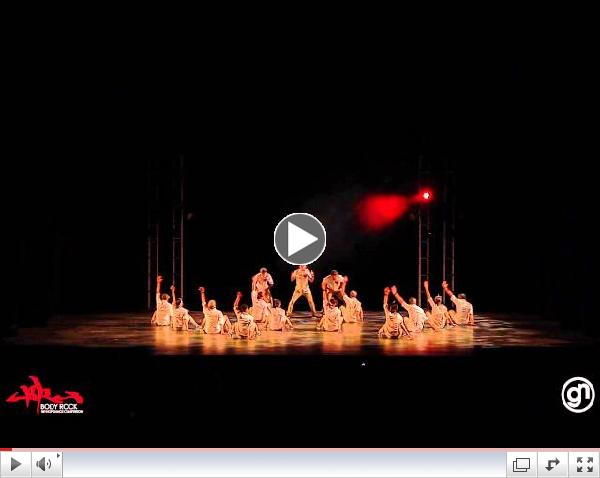 The Company 2nd Place - Body Rock 2013