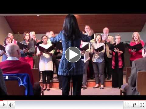 Choir Anthem for Pentecost: Come, Holy Spirit