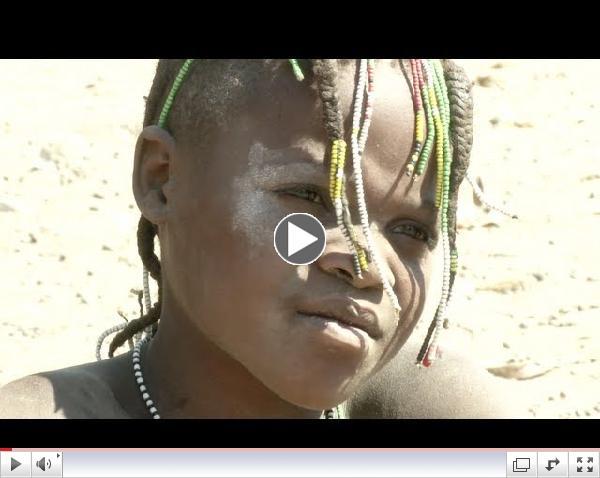 Mannsk��ir �urrkar � Namib�u/ UNICEF