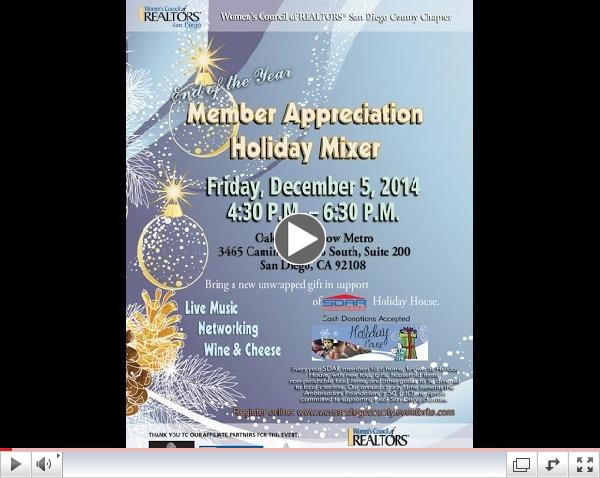 WCR New Members Mixer OTV