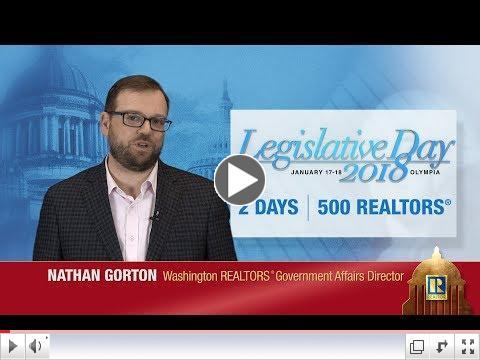 Hirst Fix and 2018 Legislative Day