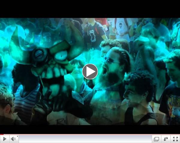 GWAR-B-Q 2013 Commercial