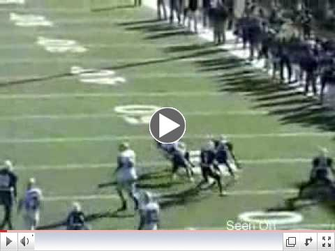 Most Insane Football Play In History