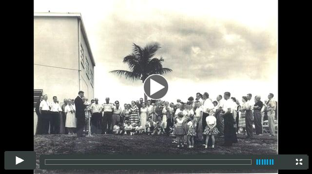 Sunlight Community Church - Celebrating 60 Years of Lake Worth CRC