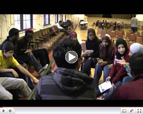 Who are the Muslim Youth of North America?
