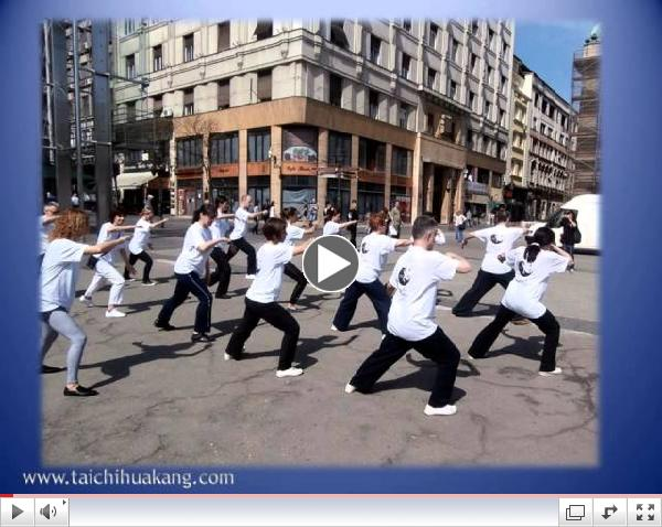 World  Tai  Chi  Day  2013 - Belgrade