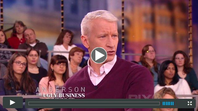 DPE on Anderson Cooper