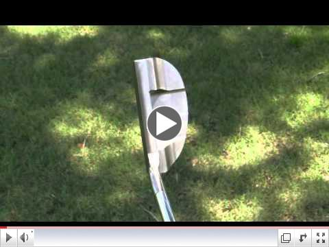 Video: New Miura KM-007 Mallet Putter