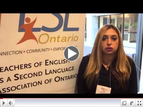 Canadian ESL professionals express the joys and rewards of teaching ESL.