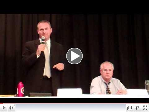 Stephen Box Closing Statement - YouTubed by Box for City Council 2011