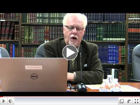 Dr. Paul Shore: The Cleric, The Cardinal and the Qur'an