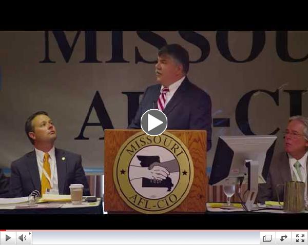 AFL-CIO President Richard Trumka Ferguson, Missouri, FULL Speech