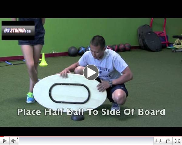 Balance Training For Soccer, Injury Prevention, ACL Injury Rehab