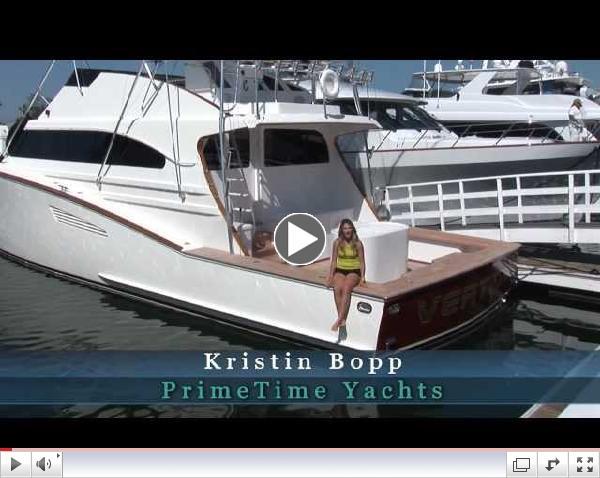 PrimeTime Yachts TV Episode #6 Features the MJM 36z