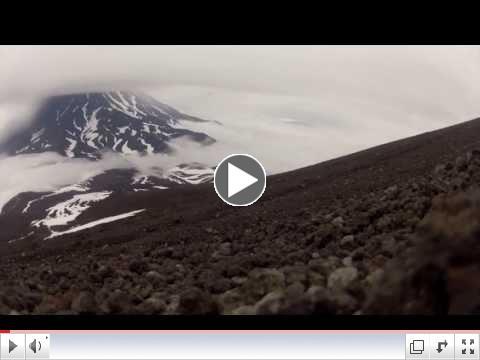 Where Earth Meets Sky: Kamchatka Skyrunning