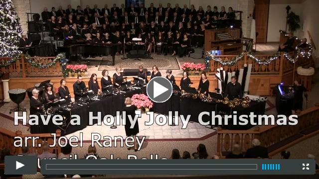 A Holly Jolly Christmas - Ring Noel 2017