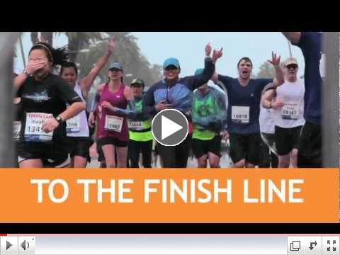 Train for the Honda LA Marathon with the LA Roadrunners!