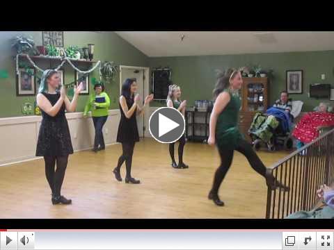 Molly Malone Irish Dancers