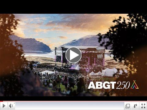 ABGT250 at the Gorge Video