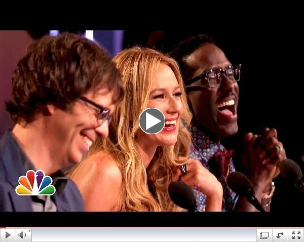 NBC's The Sing-Off Returns
