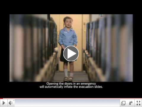 Thomson Airways Safety Video 2009