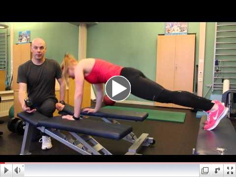 Strength training for X-Country skiing