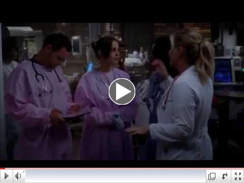Grey's Anatomy 9x24 Sneak Peek #1
